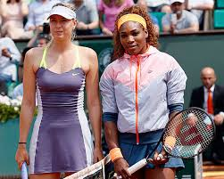 Image result for sharapova and serena