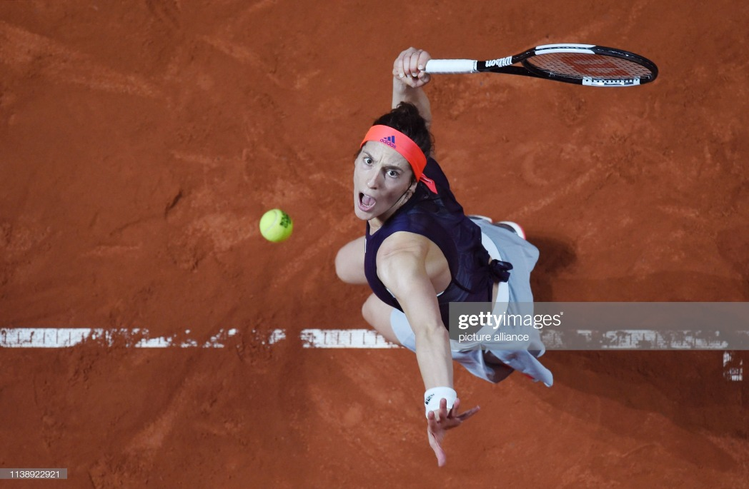 WTA Tournament in Stuttgart : News Photo