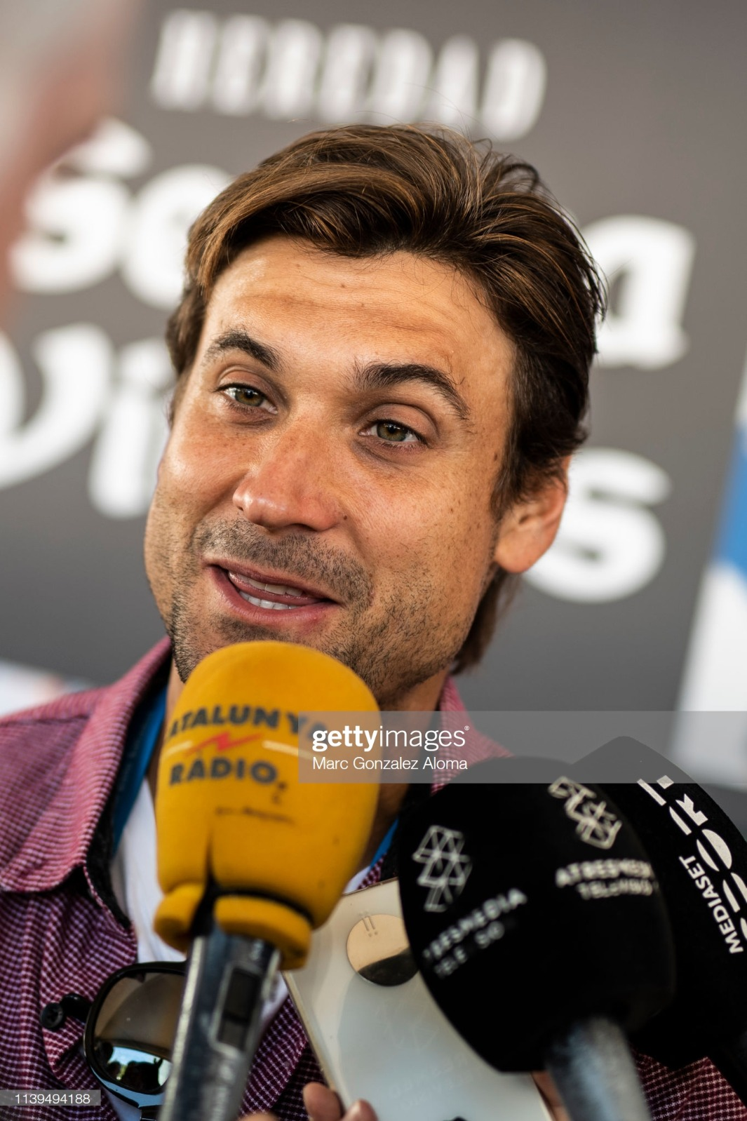 2019 ATP 500 Barcelona Open Banc Sabadell Day 5 Apr 26th : News Photo