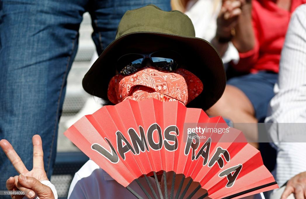 Nadal v Struff - Open Banc Sabadell : News Photo
