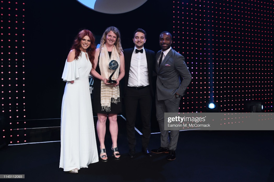 BT Sport Industry Awards 2019 : News Photo