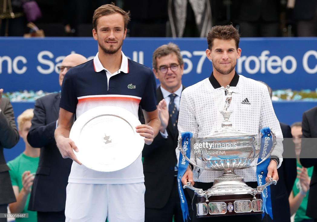 TENNIS-ATP-BARCELONA : News Photo