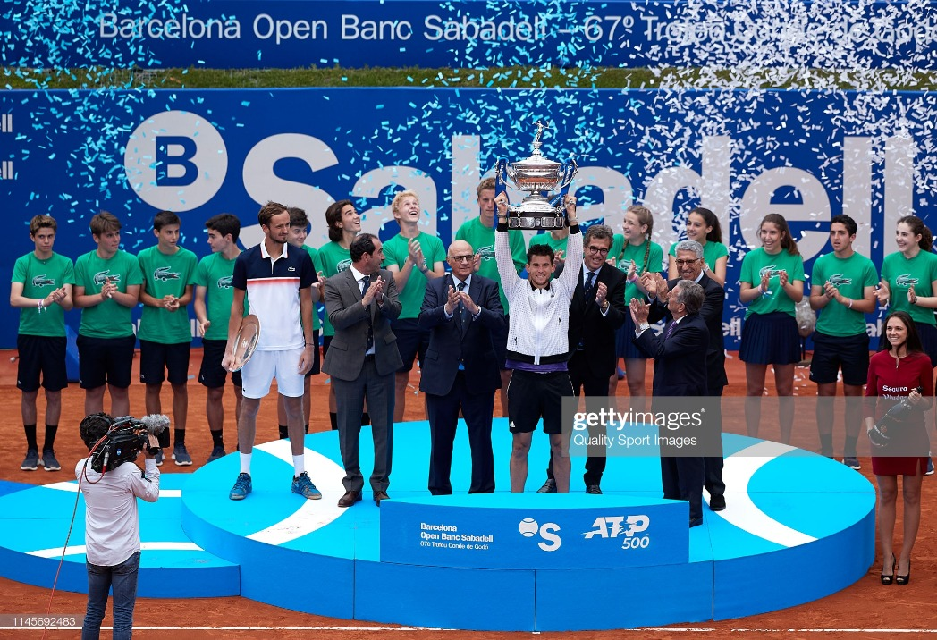 Barcelona Open Banc Sabadell - Day Seven : News Photo