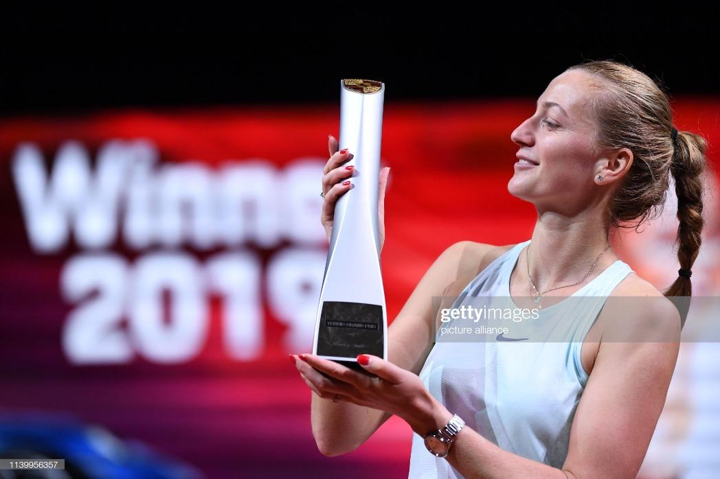 WTA Tournament in Stuttgart : News Photo