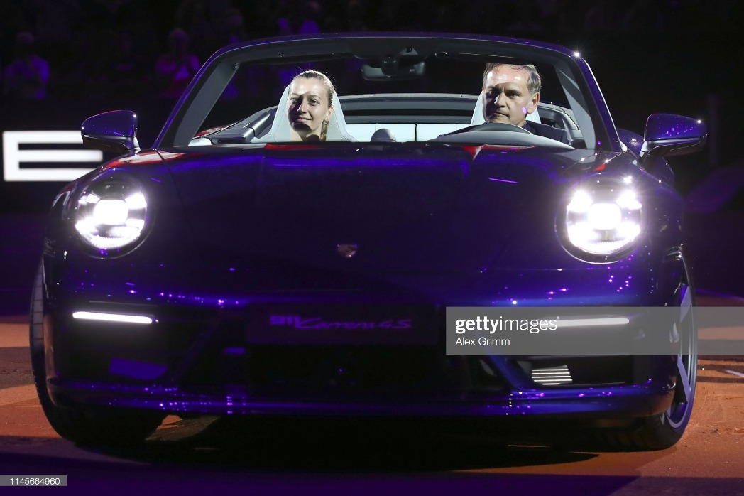 Porsche Tennis Grand Prix Stuttgart - Day 7 : News Photo