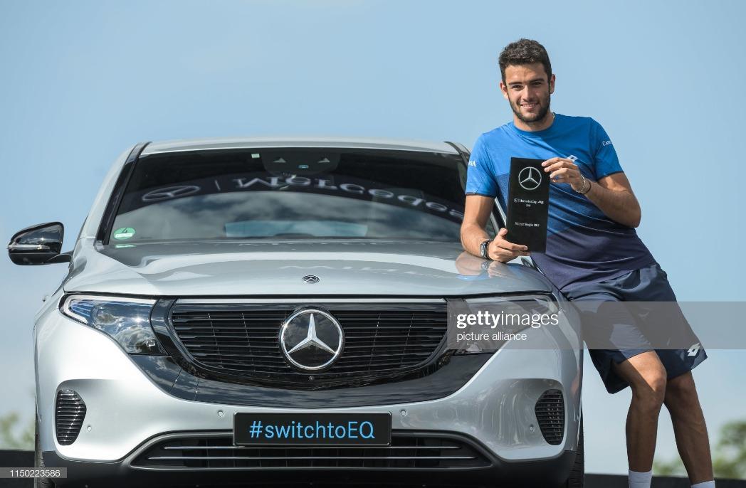 Tennis: ATP Tour - Stuttgart : News Photo