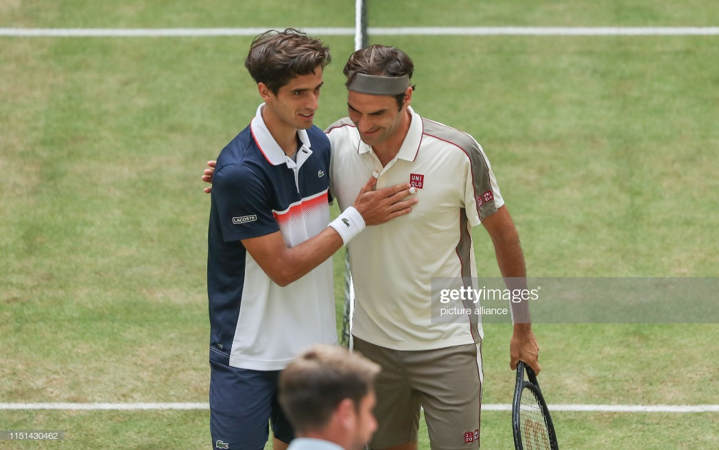 ATP tournament in Halle : News Photo