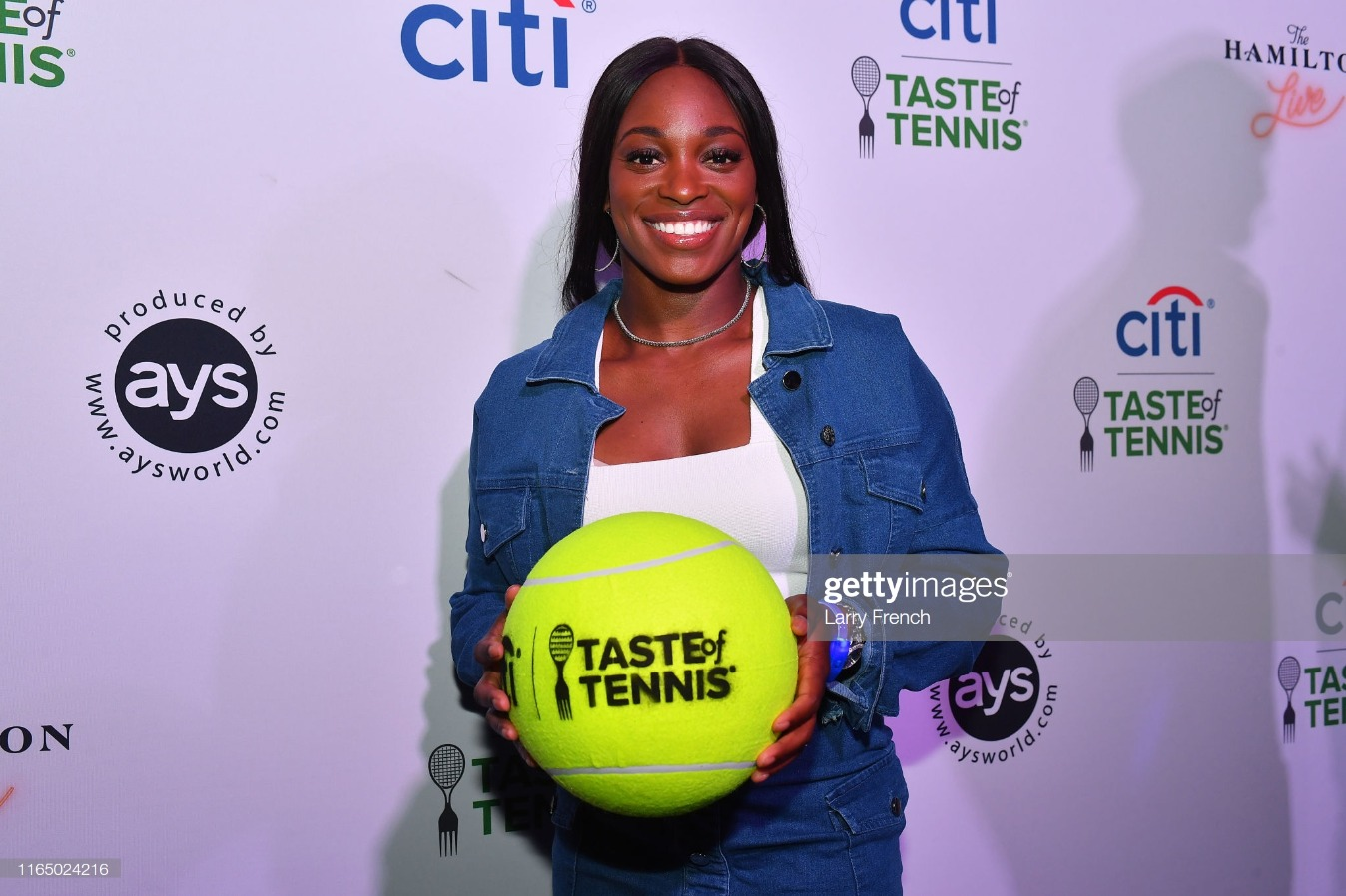 Citi Taste Of Tennis - Washington D.C : News Photo