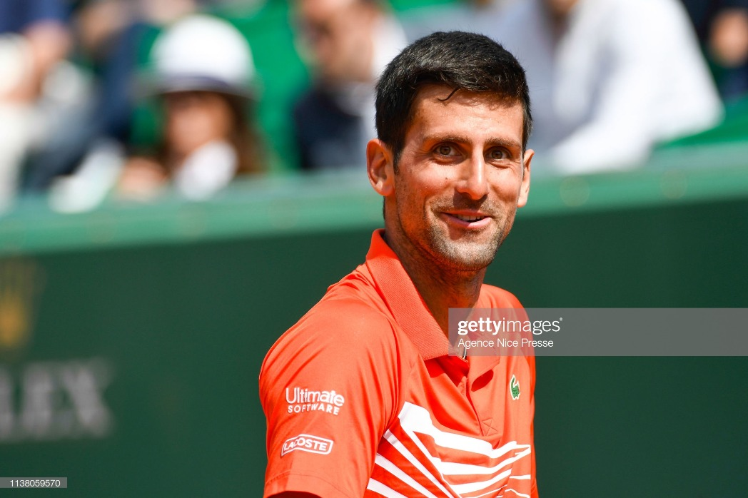 2019 Monte Carlo Rolex Masters 1000 : News Photo
