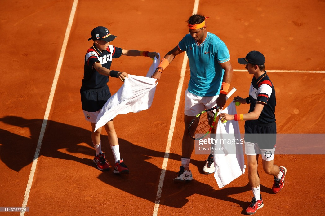 Rolex Monte-Carlo Masters - Day Six : News Photo