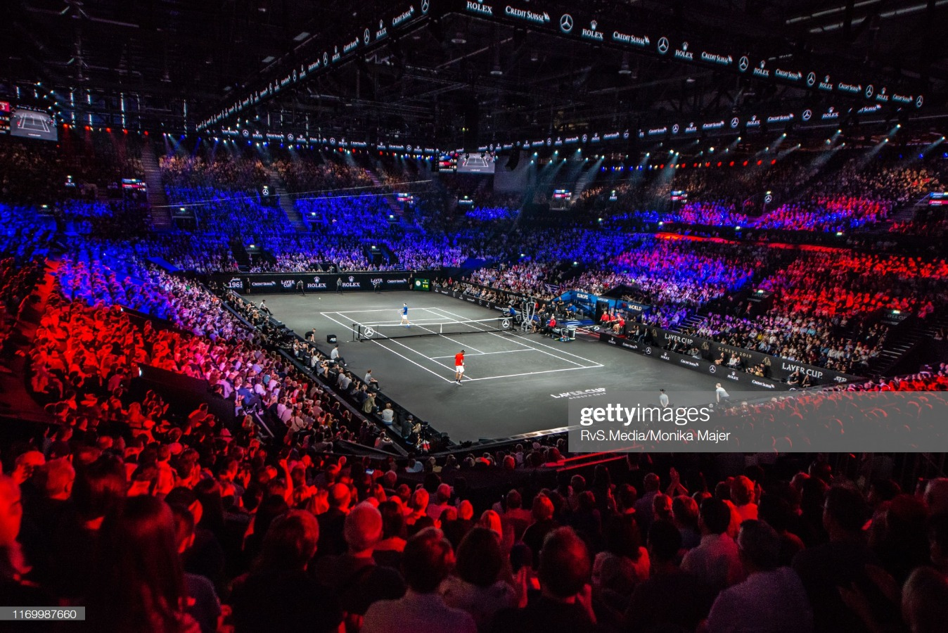 Laver Cup 2019 - Day 2 : News Photo