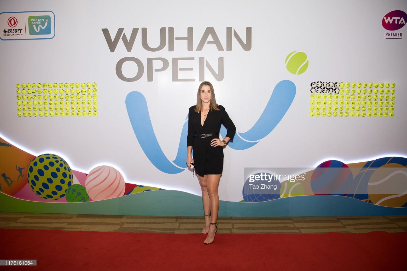 2019 Wuhan Open - Previews : News Photo