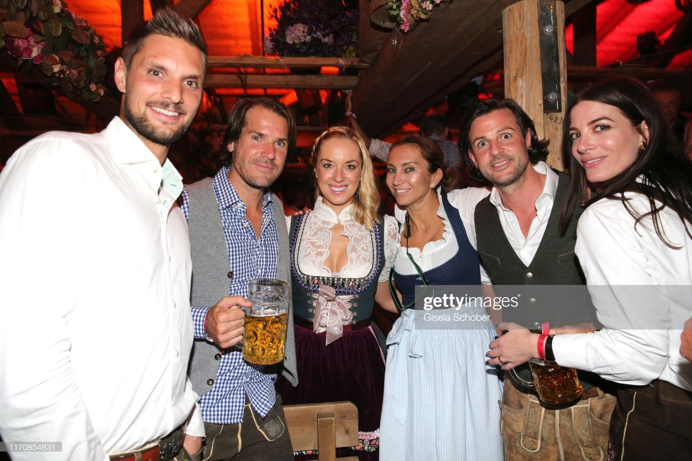 Celebrities At Oktoberfest 2019 - Day 4 : News Photo