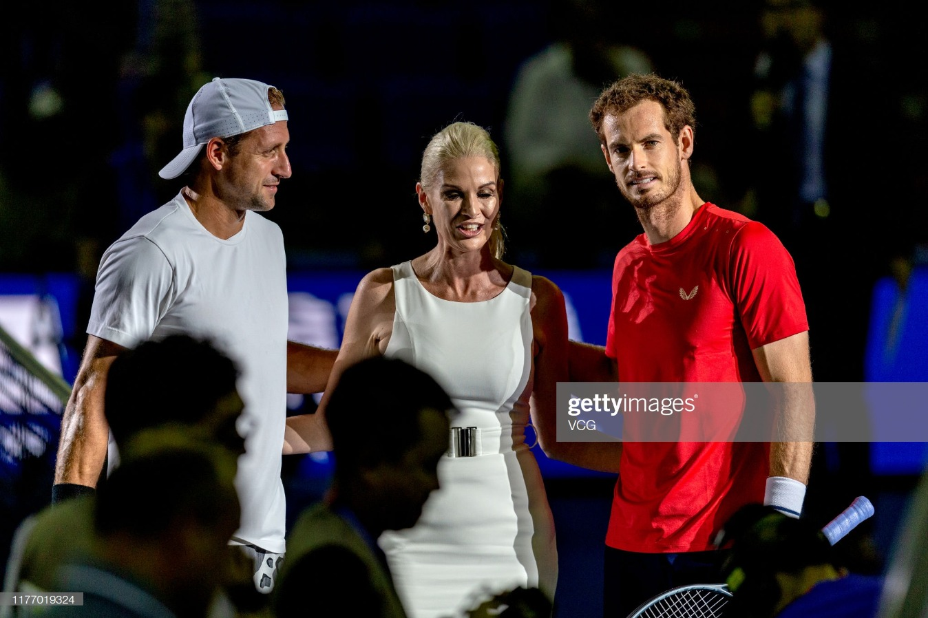 2019 ATP World Tour 250 Zhuhai Championships - Day 2 : News Photo