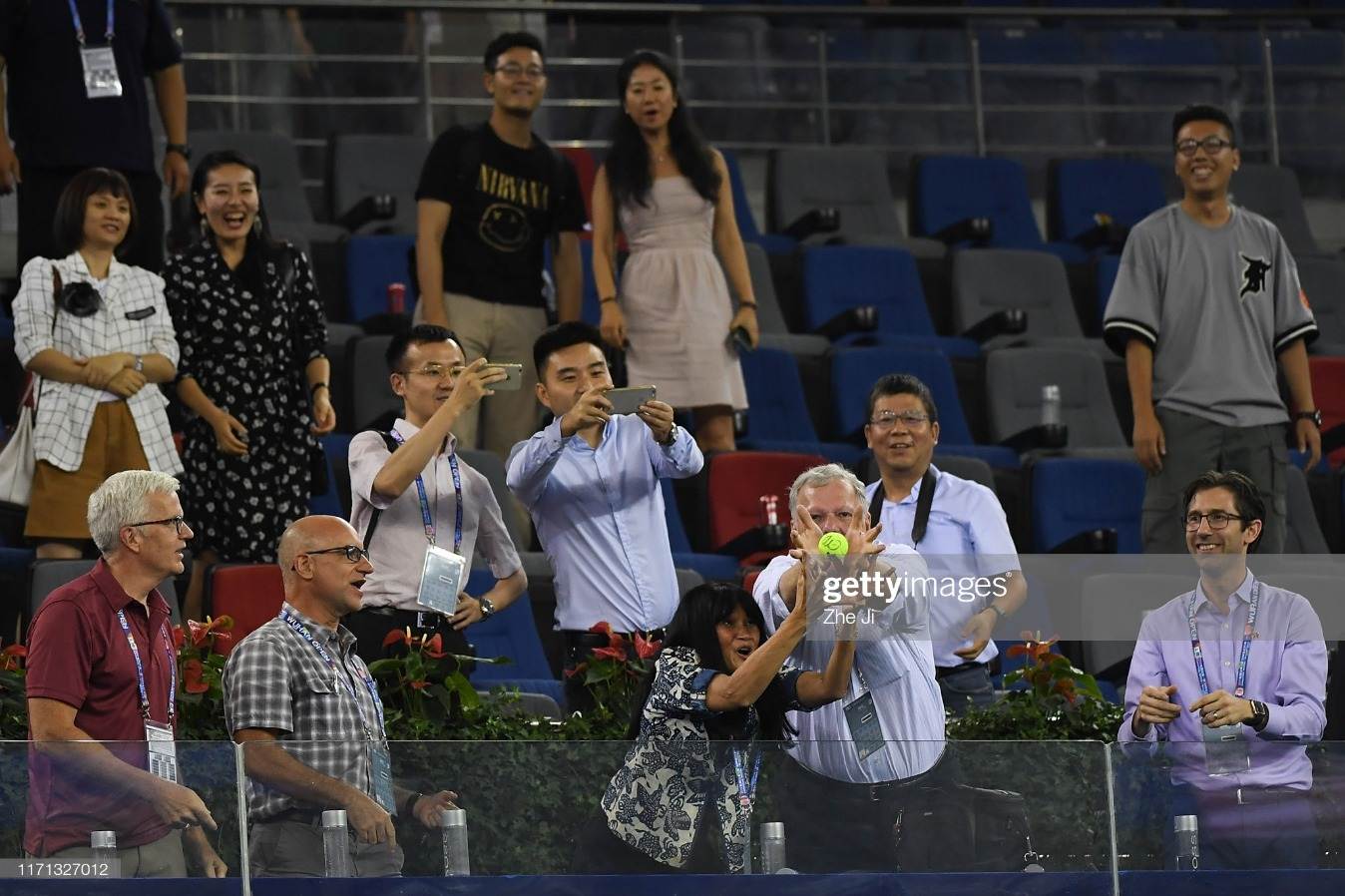 2019 Wuhan Open - Day 5 : News Photo