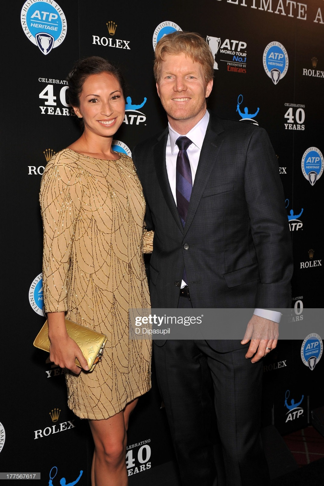 ATP Heritage Celebration - Red Carpet : News Photo