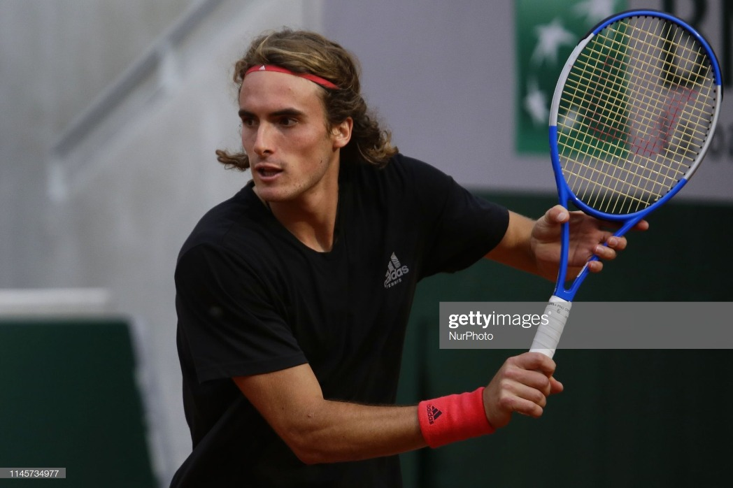 2019 French Open - Qualifying Round : News Photo
