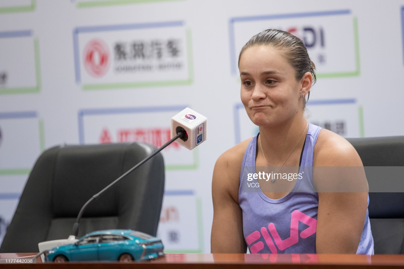 2019 Wuhan Open - Day 6 : News Photo
