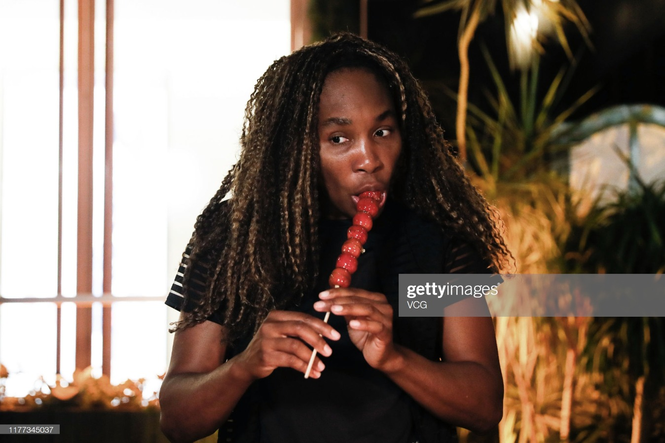 2019 China Open - Venus Williams Activity : News Photo