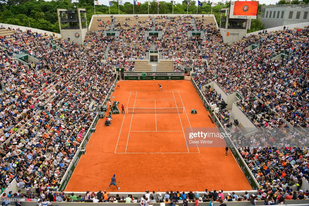 Roland Garros : News Photo