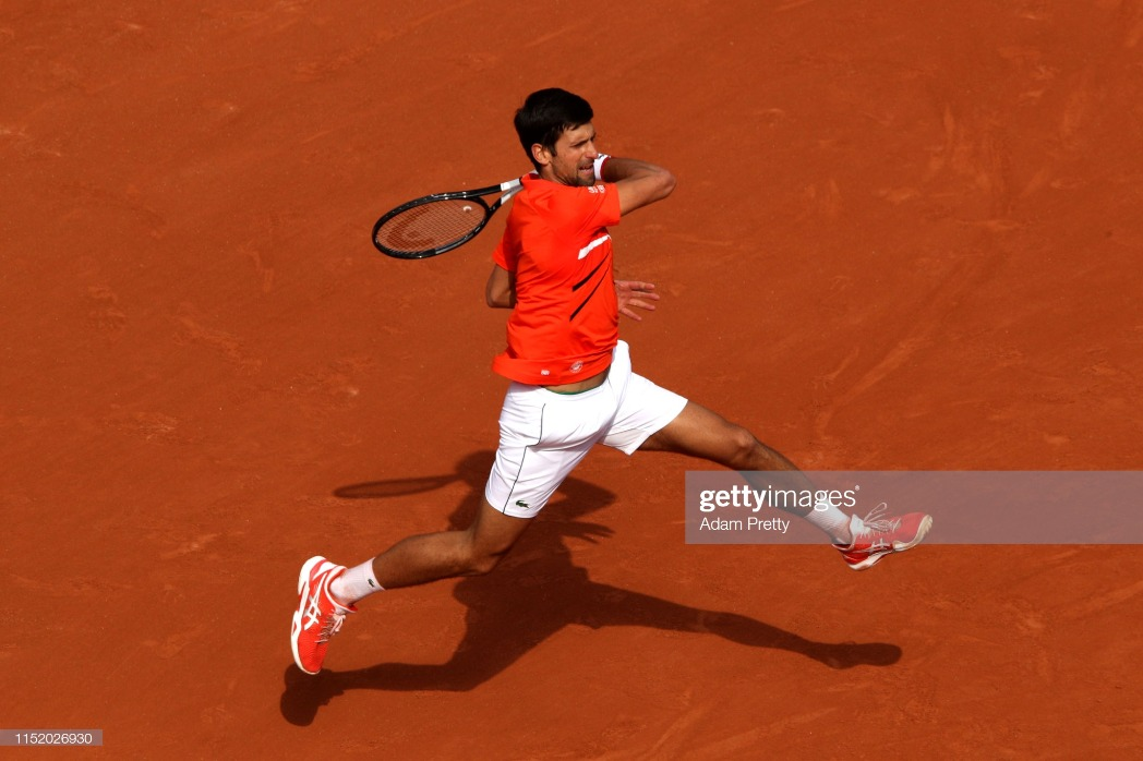 2019 French Open - Day Two : News Photo
