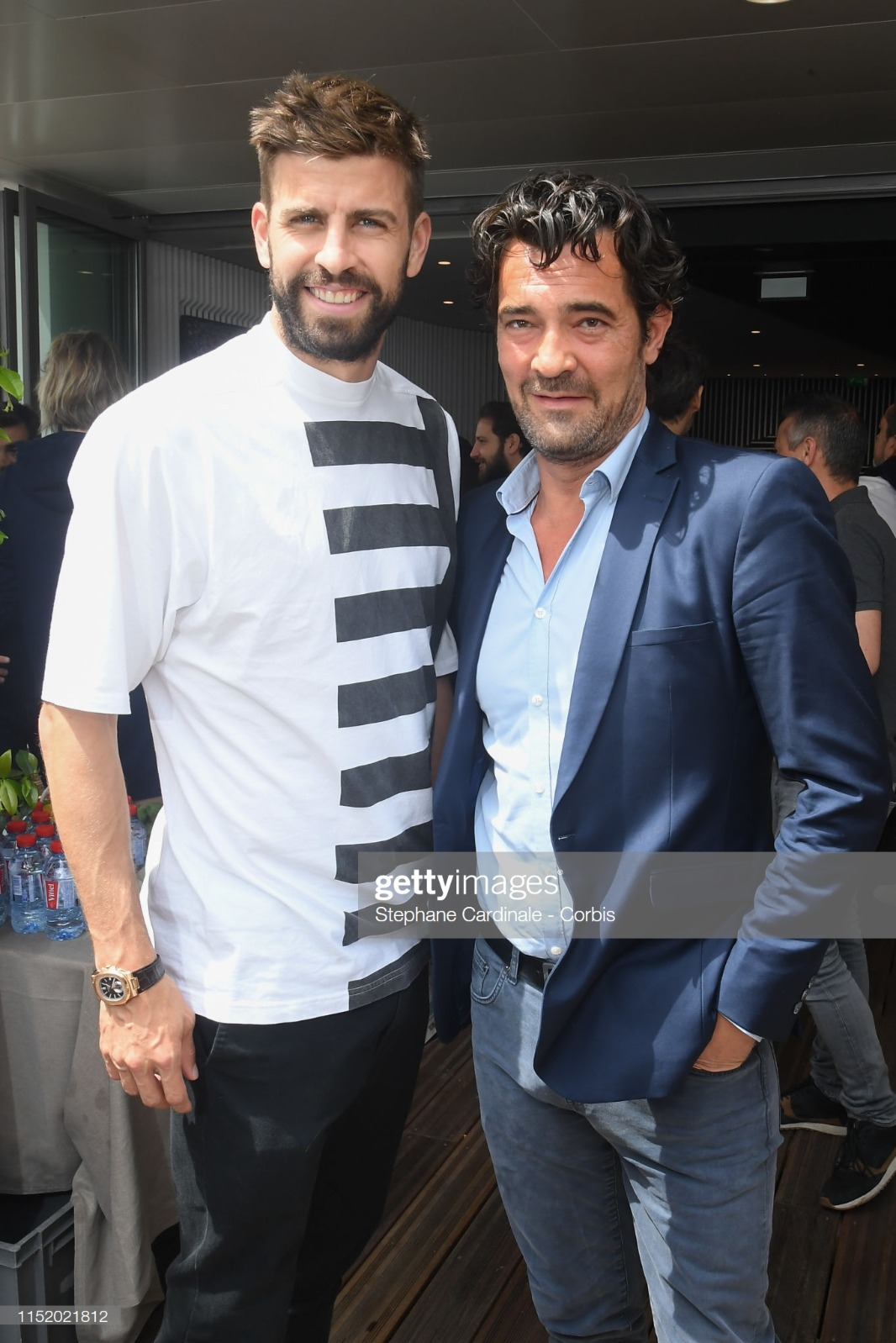 Celebrities At 2019 French Open - Day Two : News Photo