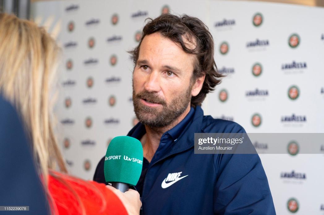 Lavazza at Roland Garros DAY 1 : News Photo