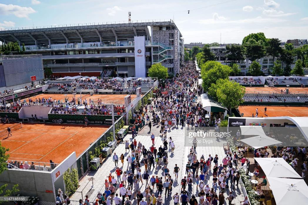 Roland Garros - Day 6 : News Photo
