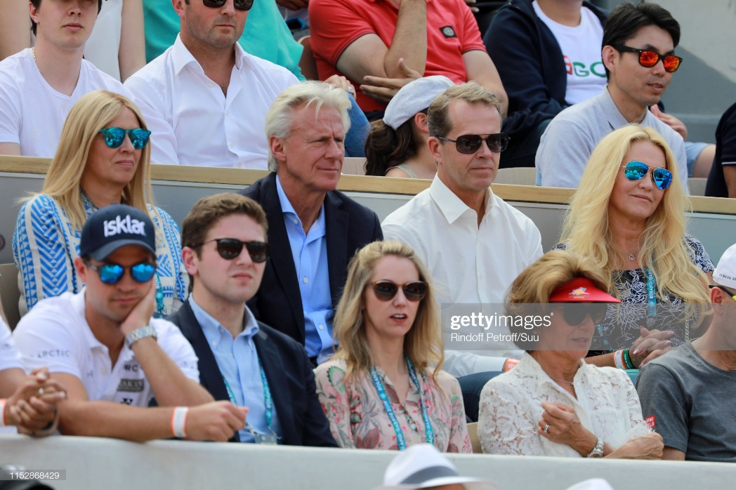 Celebrities At 2019 French Open - Day Six : News Photo