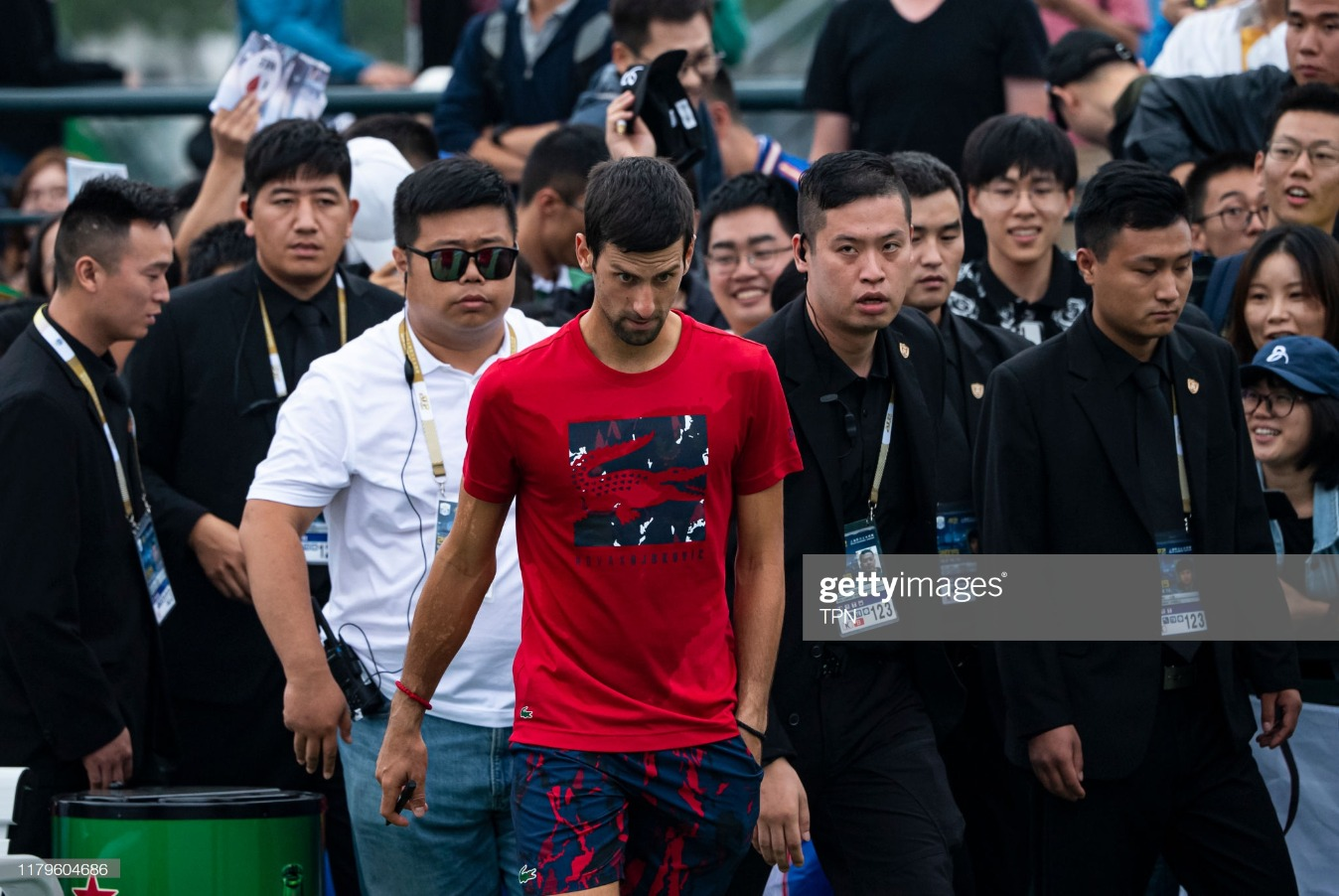 2019 Rolex Shanghai Masters - Day 3 : News Photo