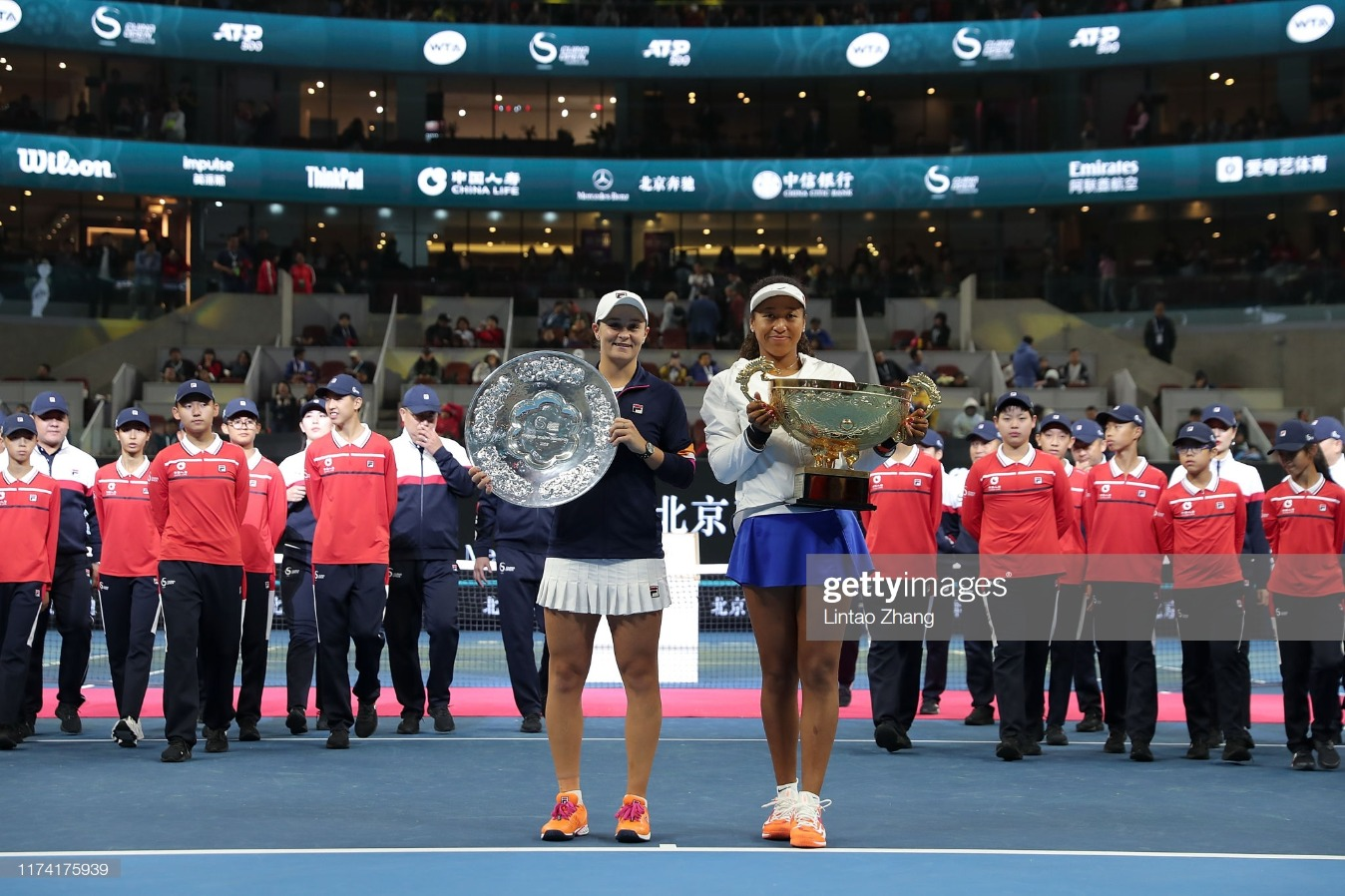 2019 China Open - Day 9 (Finals) : News Photo