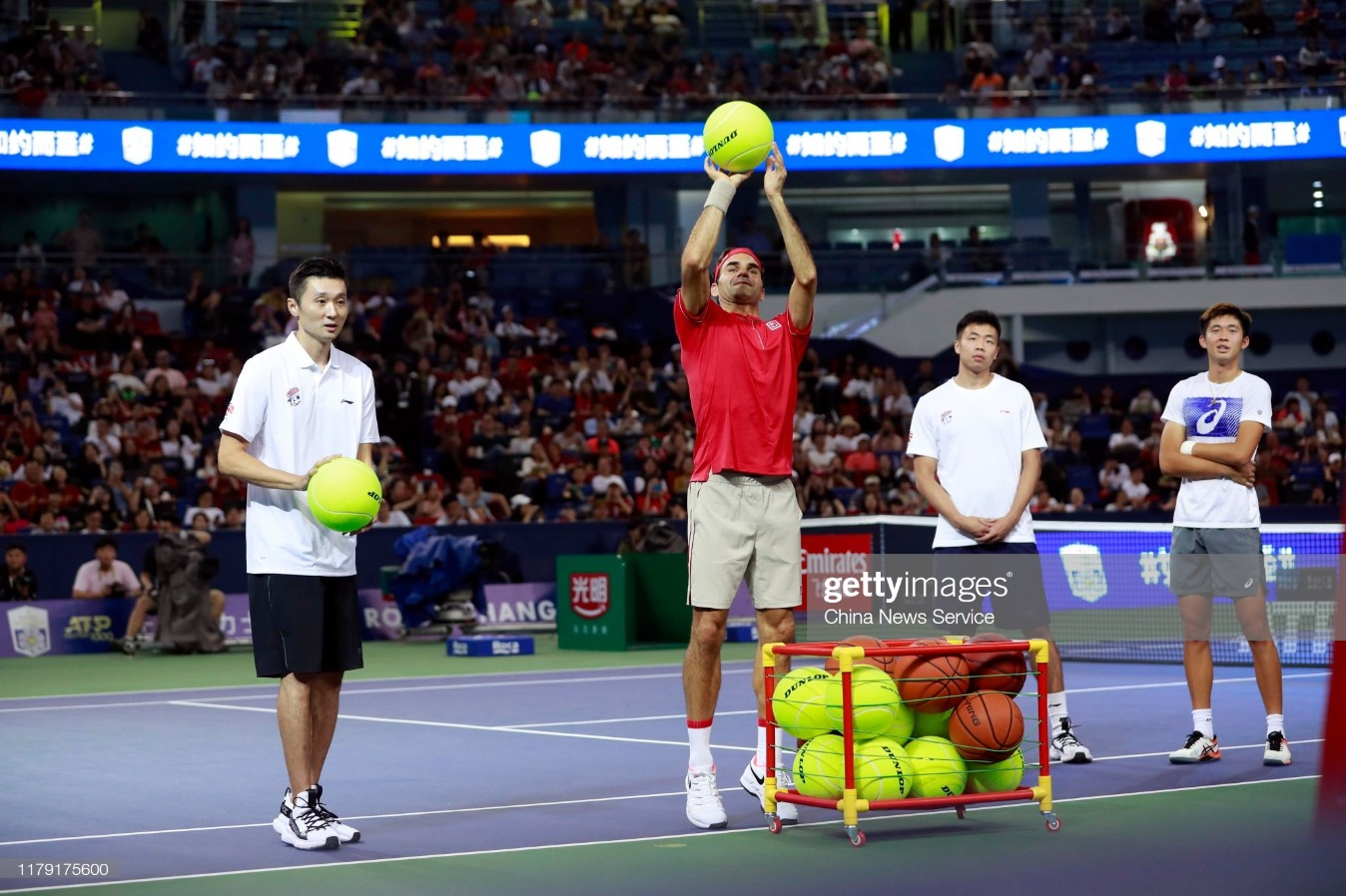 Rolex Shanghai Masters - Day 1 : News Photo