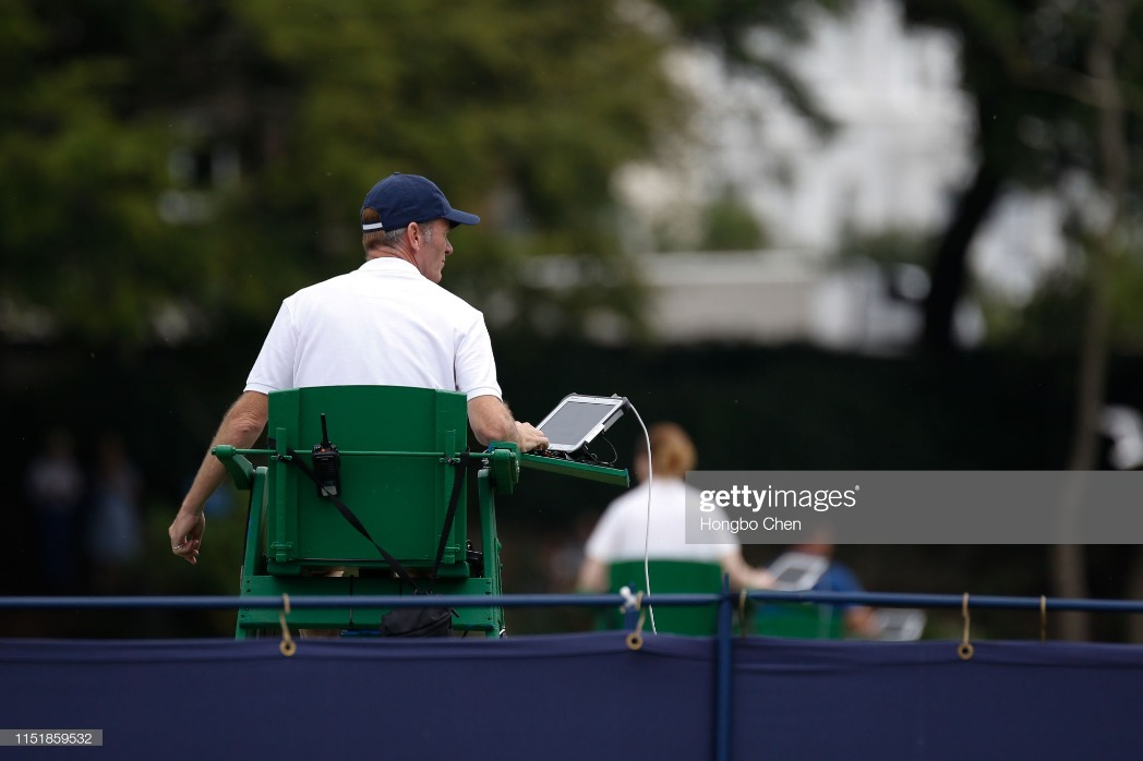 2019 Nature Valley International Tennis Tournament Jun 25th : News Photo