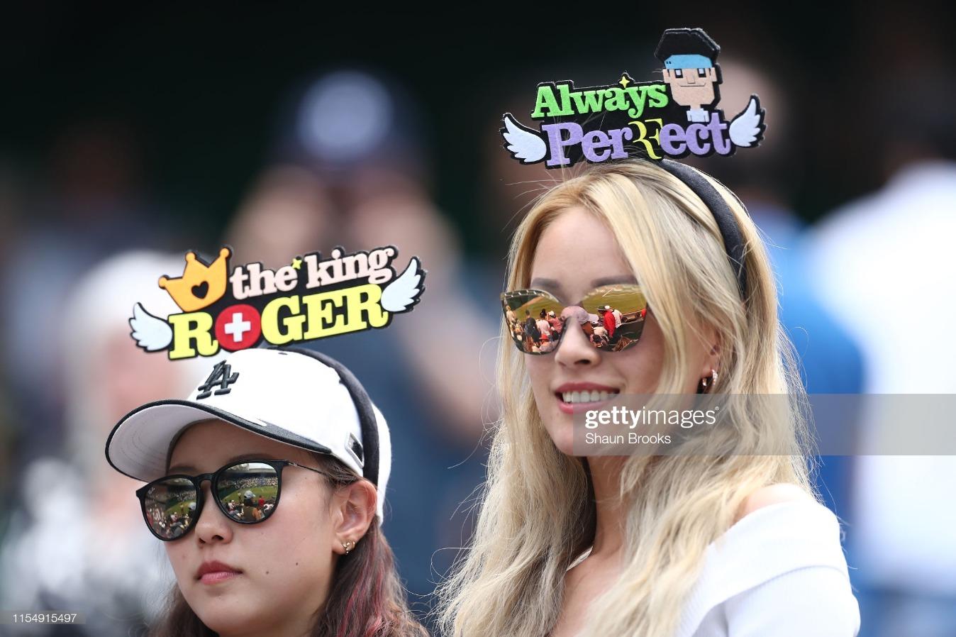 2019 Wimbledon Tennis tournament Day 9 July 10th : News Photo