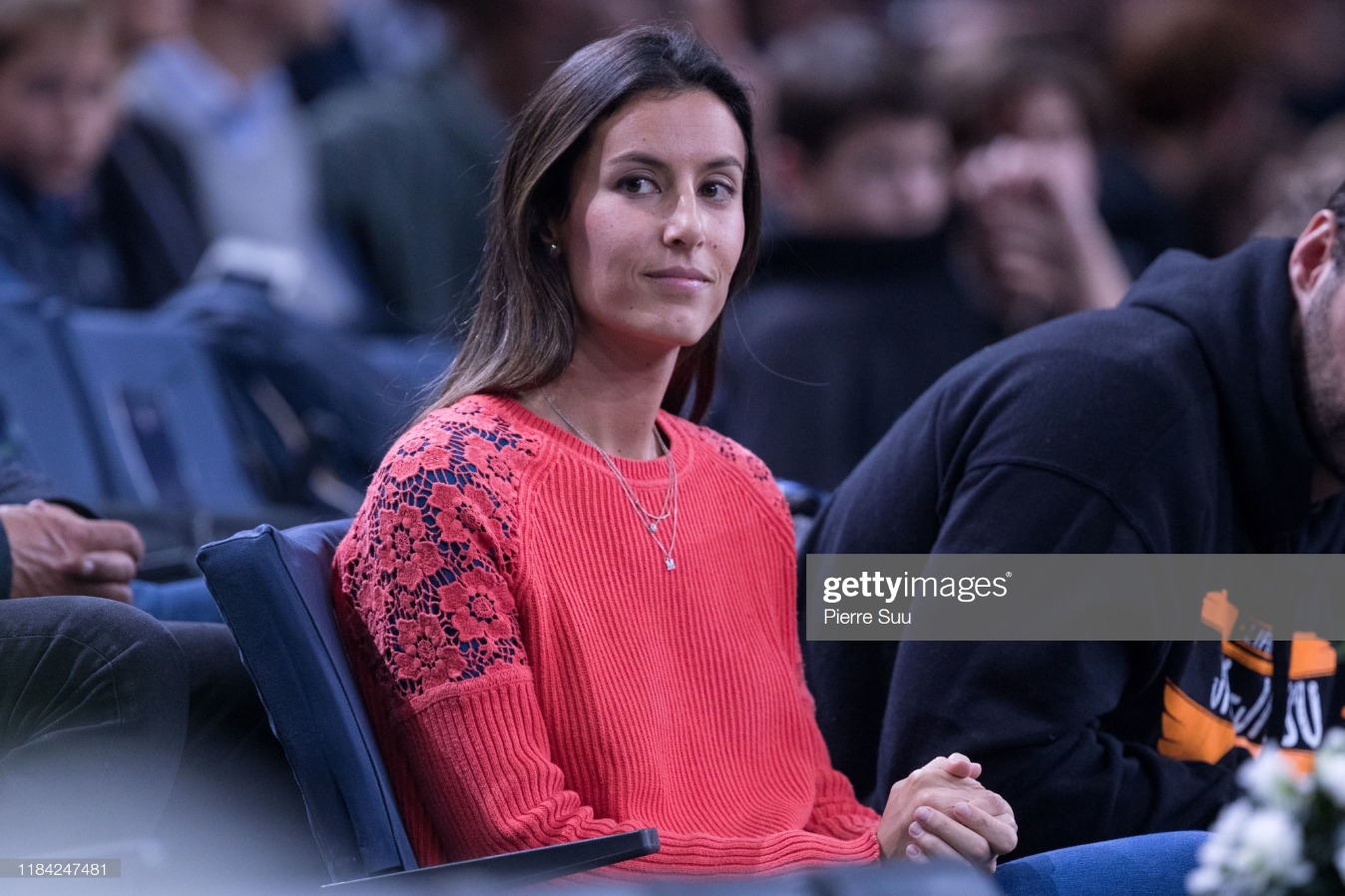 Celebrities At Rolex Paris Masters - Day Four : News Photo