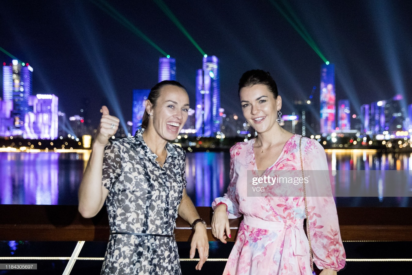 2019 WTA Finals - Day 3 : News Photo