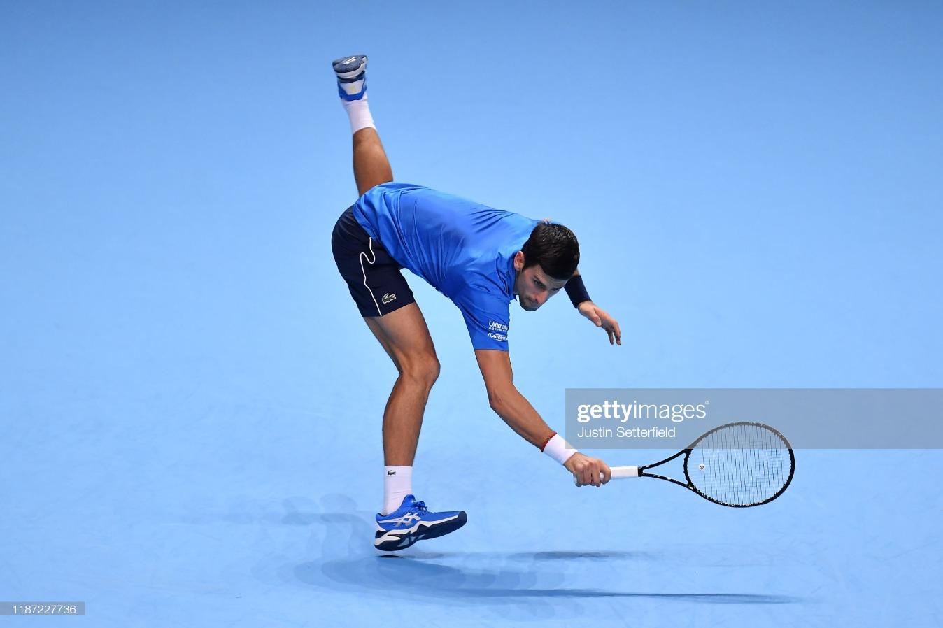 Nitto ATP World Tour Finals - Day Three : News Photo