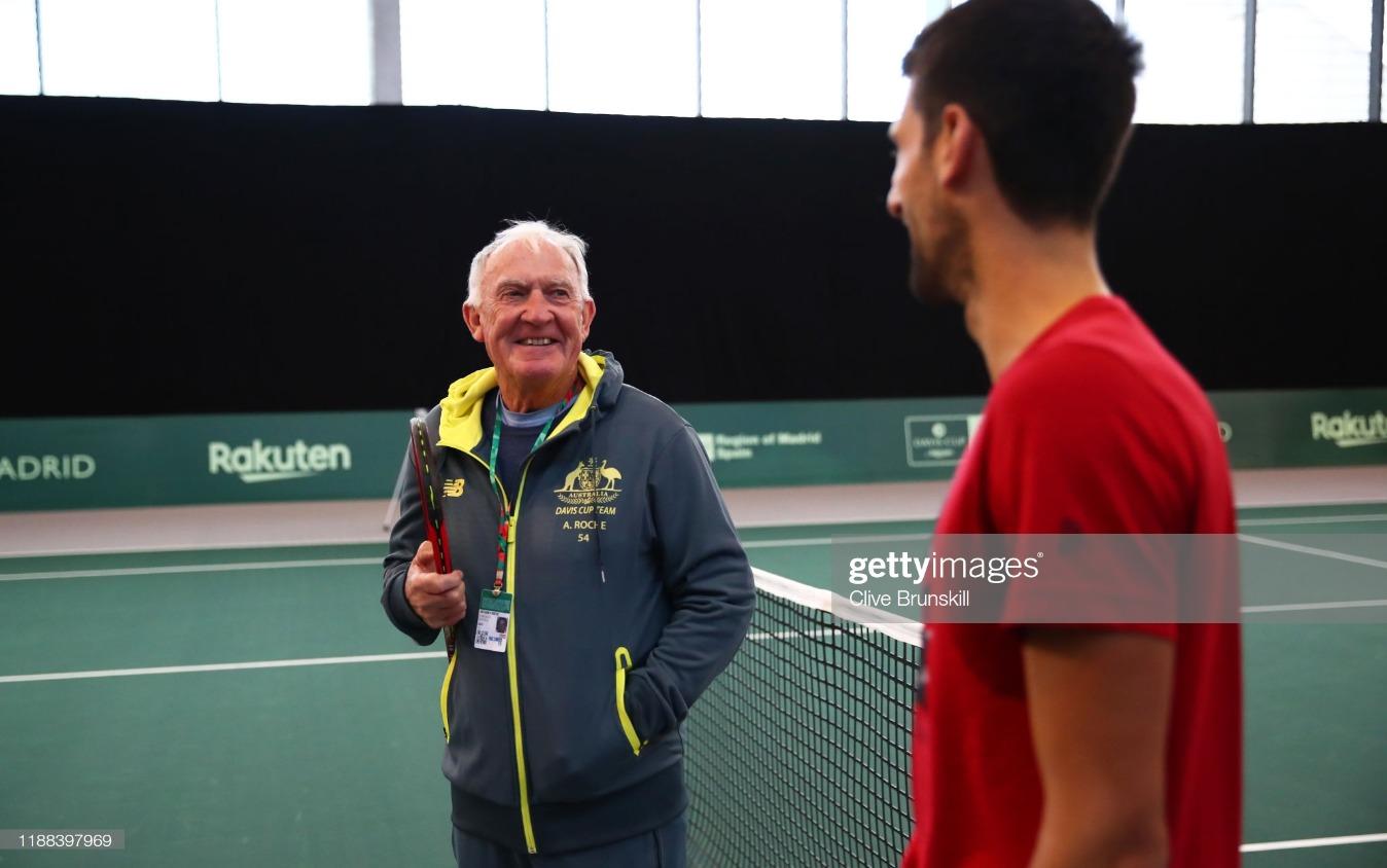 2019 Davis Cup - Day One : News Photo