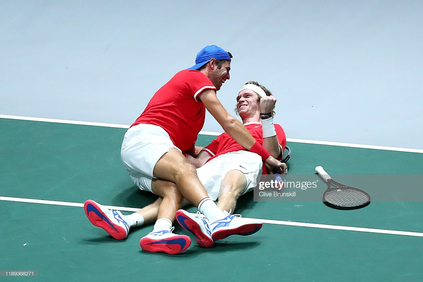 2019 Davis Cup - Day Five : News Photo