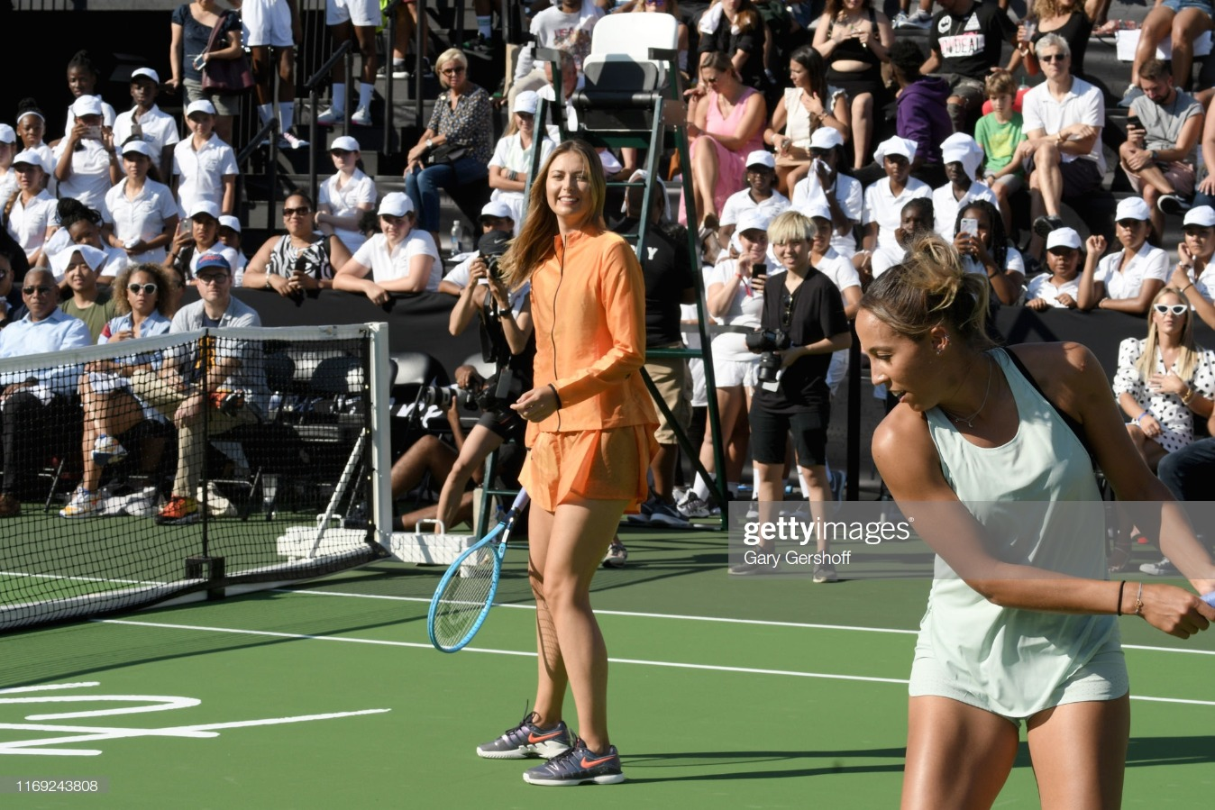 """Queens Of Tennis"" Experience : News Photo"
