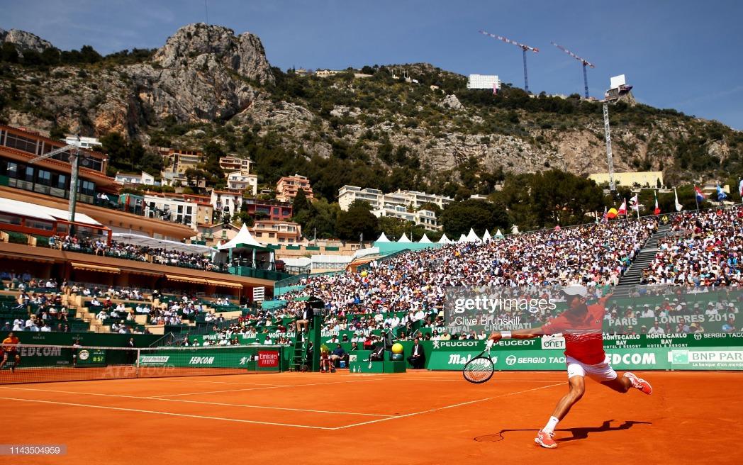Rolex Monte-Carlo Masters - Day Five : News Photo