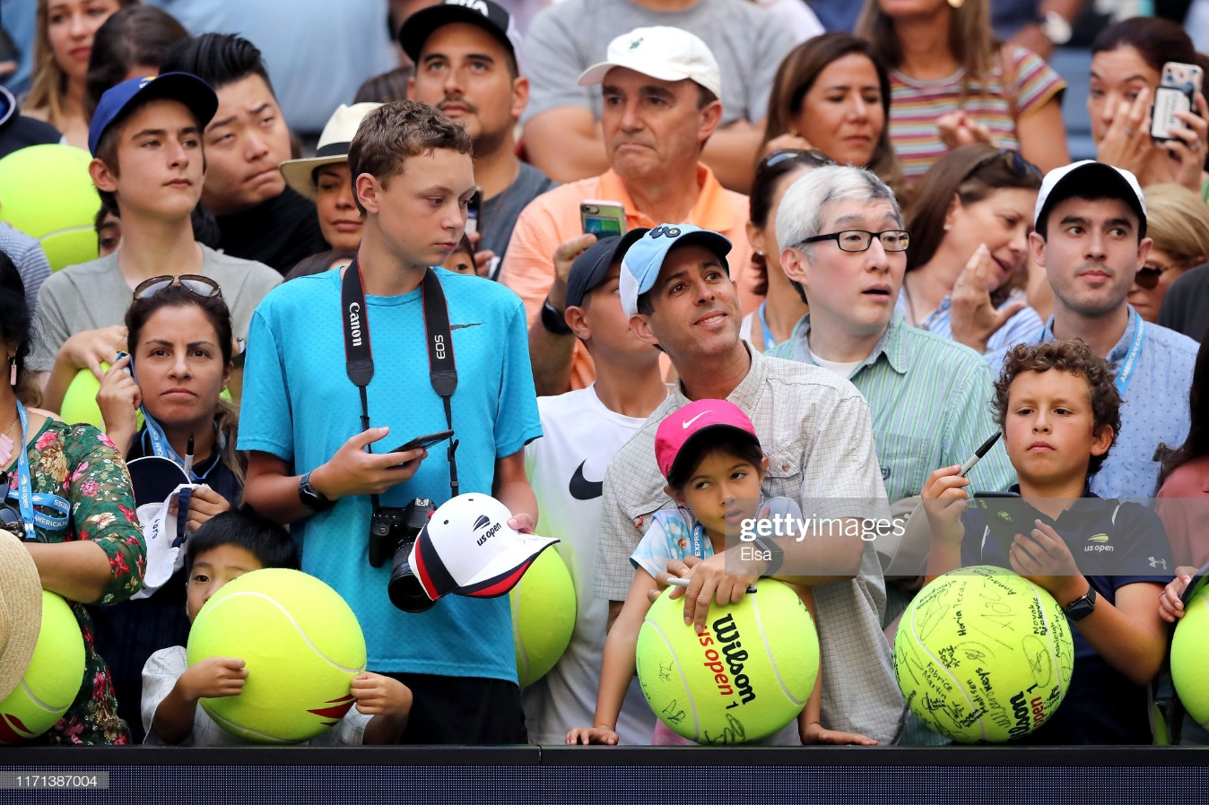 2019 US Open - Day 6 : News Photo