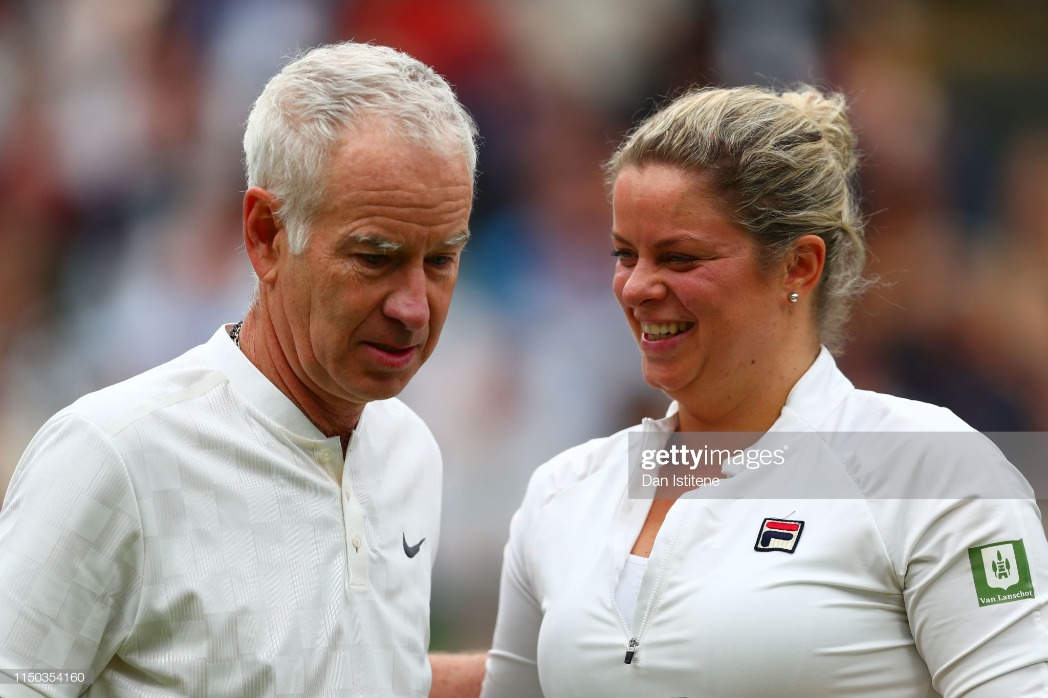 Wimbledon Court No. 1 Celebration in support of the Wimbledon Foundation : News Photo