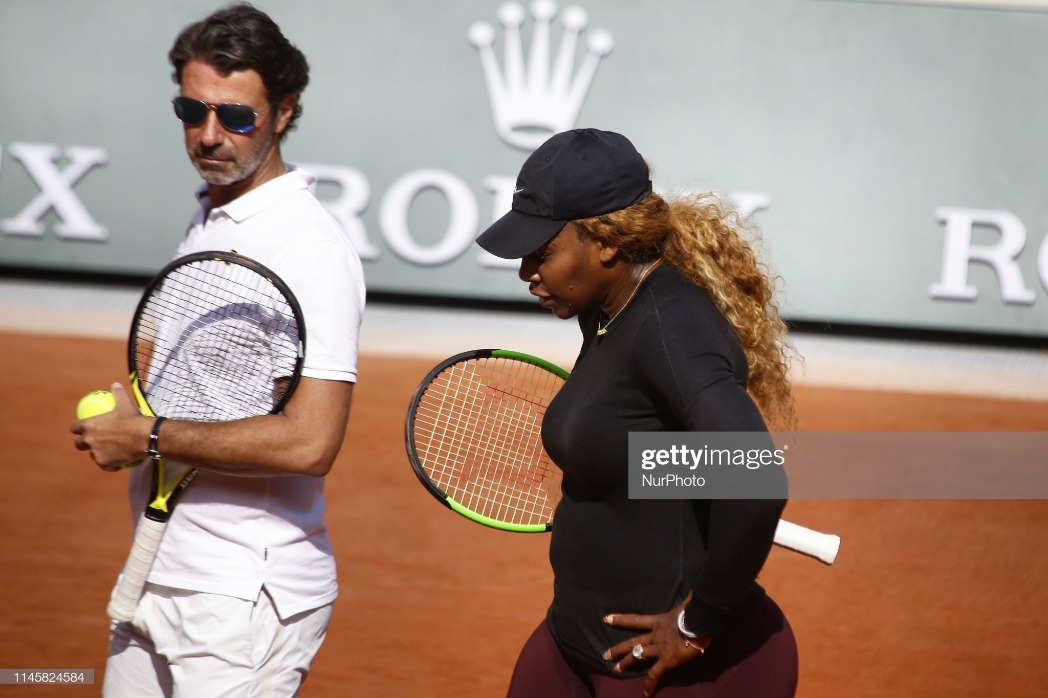 Roland Garros 2019 - Third Qualifying Round : News Photo