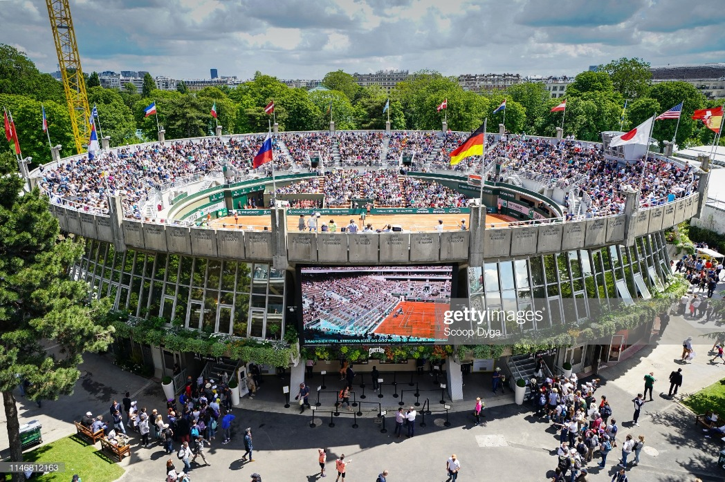 Roland Garros - Day 4 : News Photo