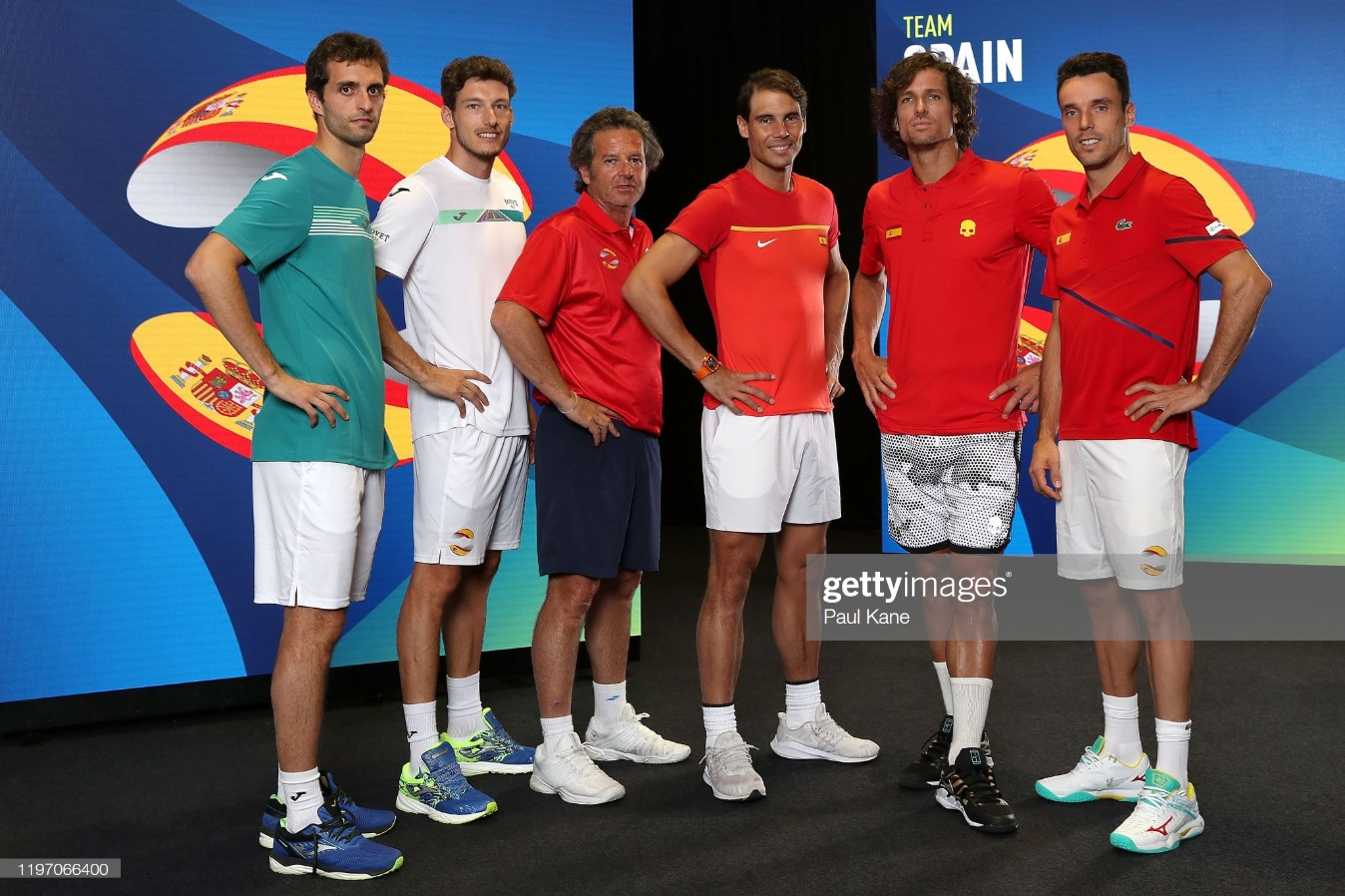 2020 ATP Cup - Perth: Previews : News Photo