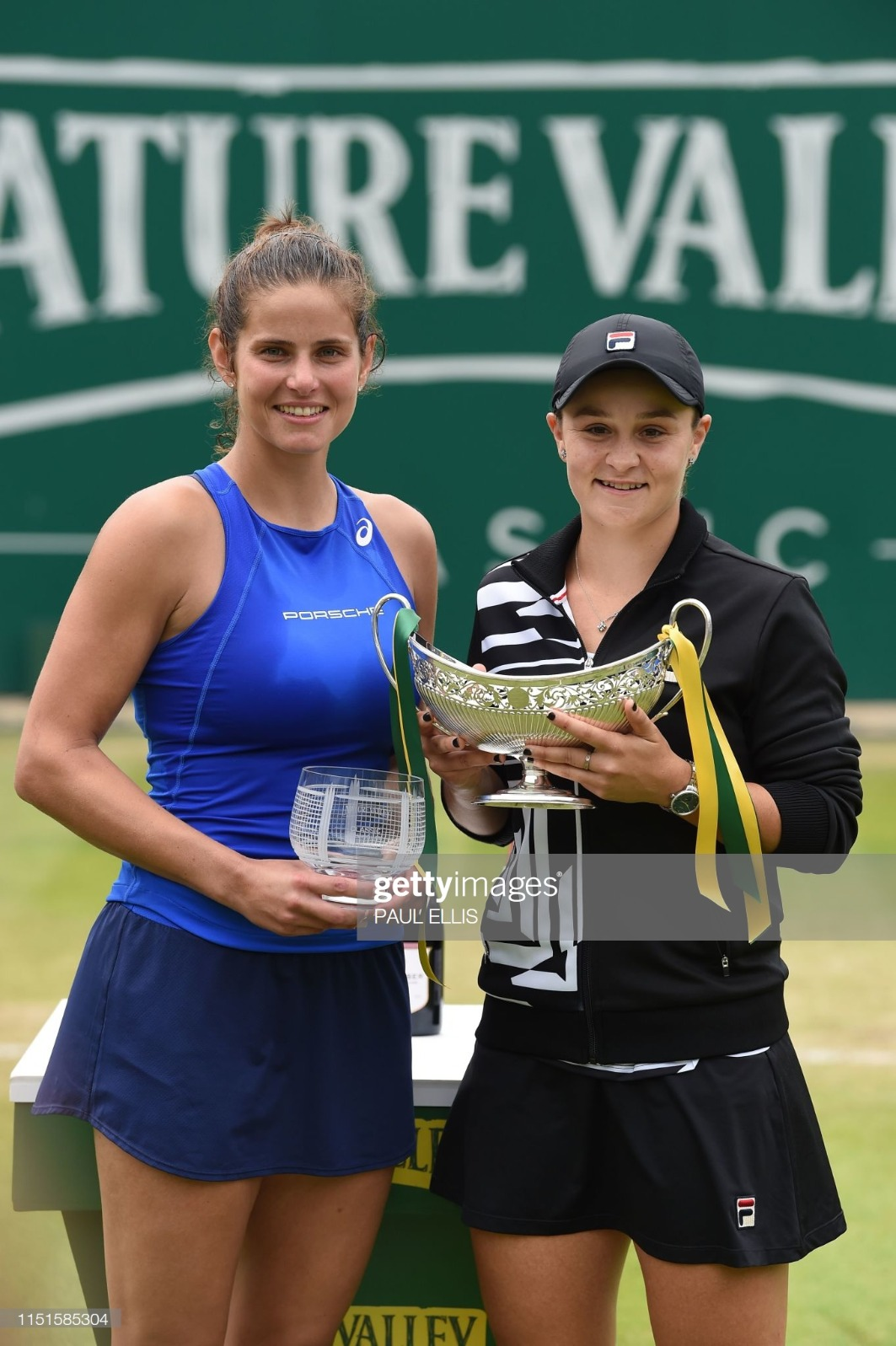 TENNIS-GBR-WTA-BIRMINGHAM : News Photo