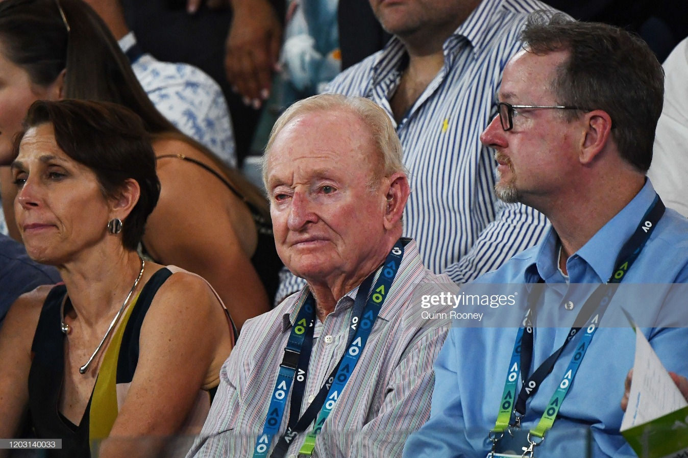 2020 Australian Open - Day 12 : News Photo