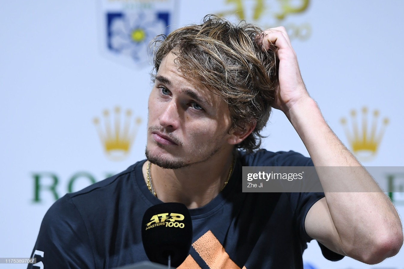 2019 Rolex Shanghai Masters - Day 8 : News Photo