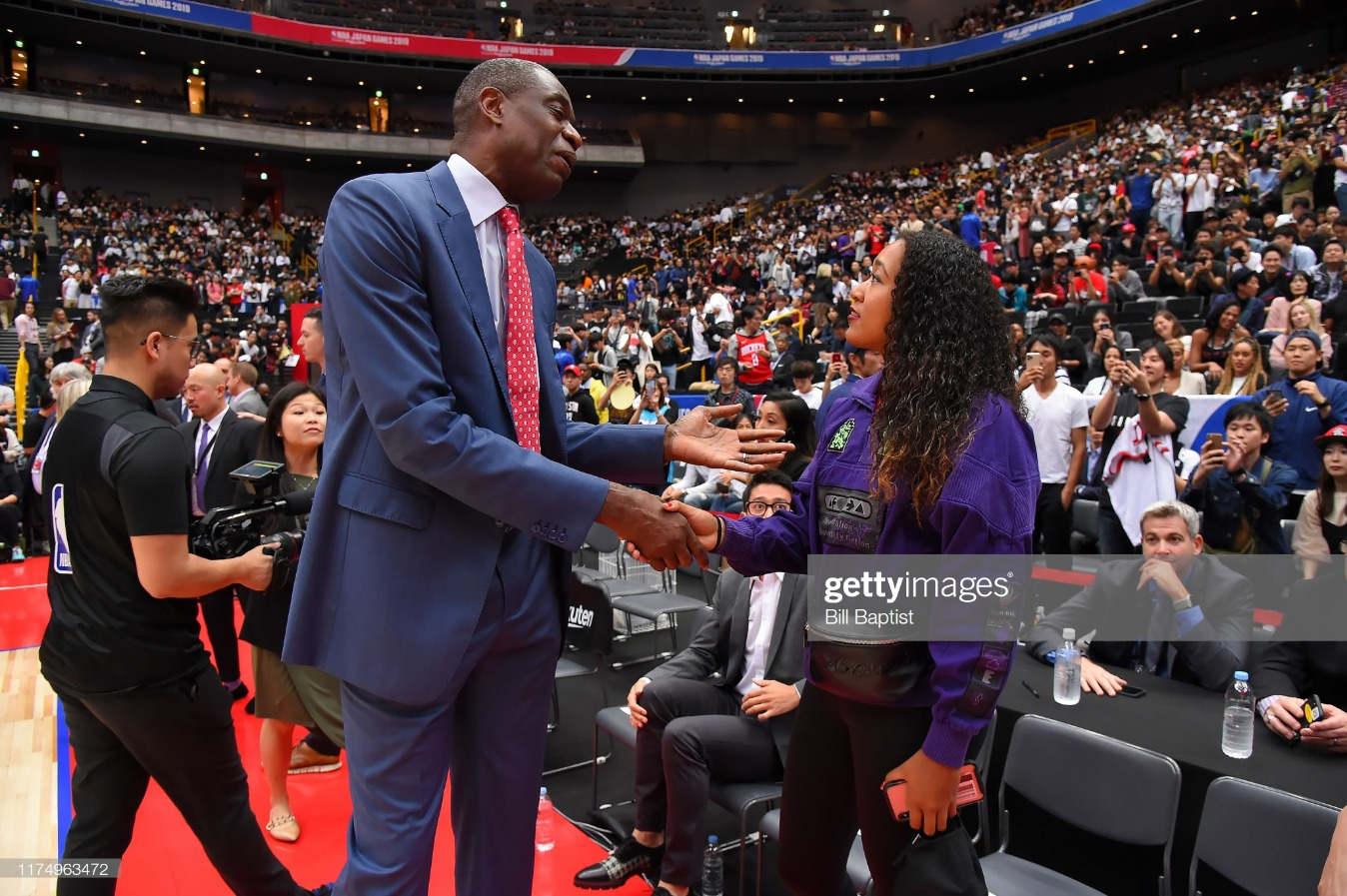 2019 NBA Japan Games: Toronto Raptors v Houston Rockets : News Photo